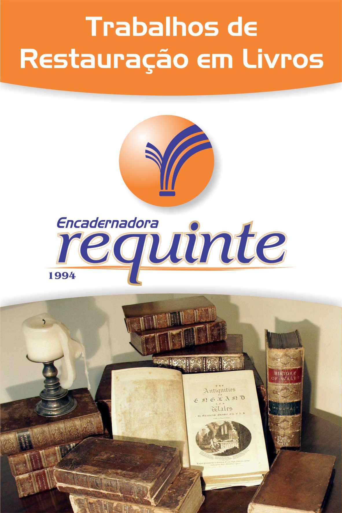 25 - Restauração de Livros