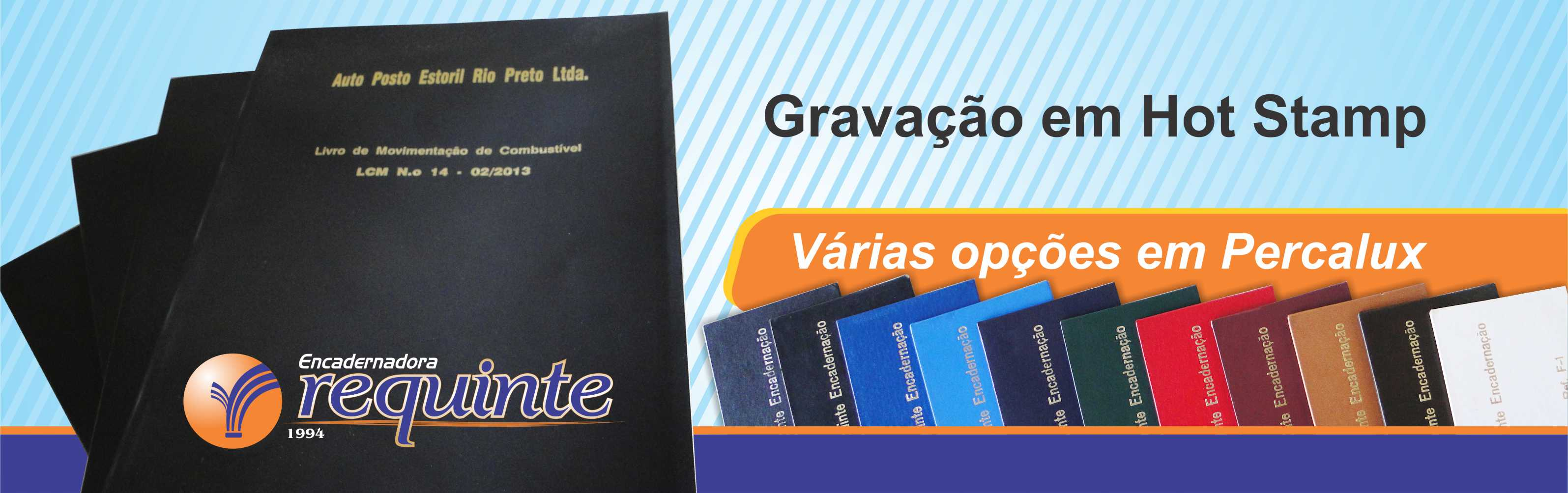 Encadernação de Livros - Capa Flexível
